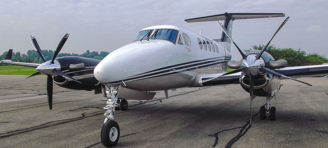 Beech KingAir 200